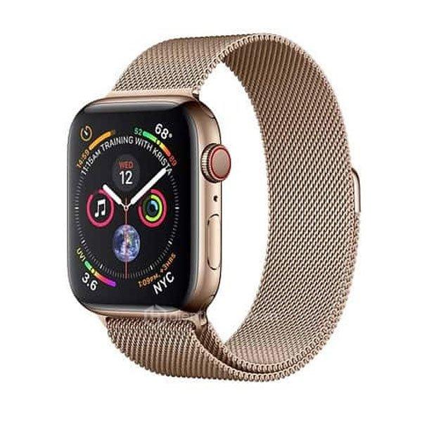 Apple Watch Series 4 40mm thép