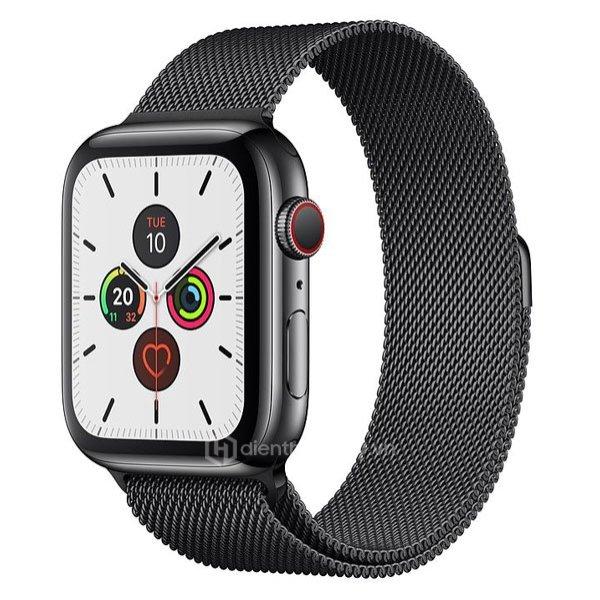 Apple Watch Series 5 44mm thép