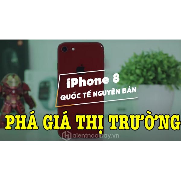 Video thực tế iPhone 8 cũ quốc tế