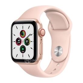 Apple Watch SE LTE 40mm Vàng Mới Chính Hãng Sport Band