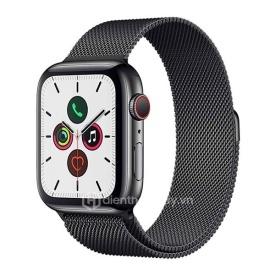 Apple Watch Series 5 LTE 40mm Viền Thép Dây Thép chính hãng