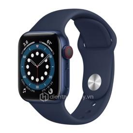 Apple Watch Series 6 GPS + LTE 40mm Xanh Blue Mới Chính Hãng