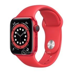 Apple Watch Series 6 GPS 44mm Đỏ Mới Chính Hãng Chưa Kích Trôi BH