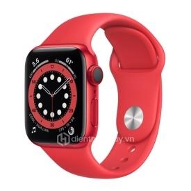 Apple Watch Series 6 Viền Nhôm Cellular 44mm Đỏ Mới Chính Hãng