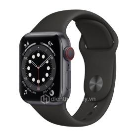 Apple Watch Series 6 GPS + LTE 44mm Xám Mới Chính Hãng Chưa Kích Trôi BH