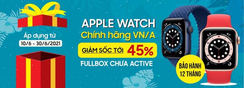 Xả hàng apple watch