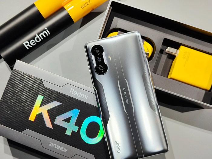 Hộp K40 Gaming